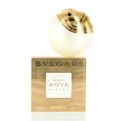 Add a touch of the feminine to any day with this exotic eau de toilette spray, available in a 1.35 ounce spray. This stunning fragrance is sure to entice. Aqva Divina perfume for Women by Bvlgari was introduced in 2015. Aqva Divina is the first feminine fragrance from the Bvlgari Aqva collection. The fragrance is announced as very bright and sensual. Its floral-aquatic composition signed by perfumer Alberto Morillas opens with aromas reminiscent of the salty sea; there are accords of…