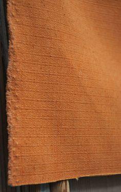 Ripstop Canvas in Marigold
