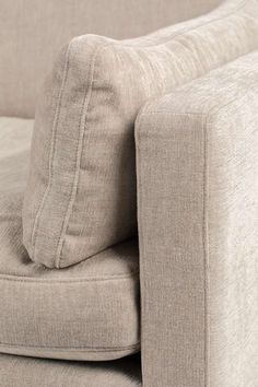 Summer Sofa - Banken - Loods 5 Aalborg, 3 Seater Sofa, Timeless Beauty, Latte, Upholstery, Cushions, Comfy, Throw Pillows, Blanket