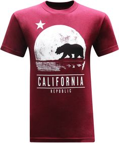 - 100% Cotton - Fast shipping - Proudly printed in the USA with North American garment - Makes a great gift! Nowhere else on the internet can you find such a wide variety of t-shirts at such an afford