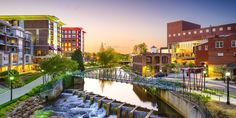 Greenville, South Carolina is one of America's fastest growing cities. Use our Greenville Guide to explore the city and discover the best neighborhoods. Best Places To Live, Oh The Places You'll Go, Places To Visit, Amazing Places, Short Vacation, Vacation Spots, Vacation Ideas, Weekend Trips, Weekend Getaways