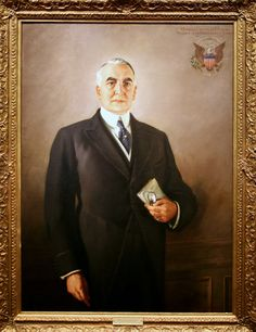 Warren Gamaliel Harding, Twenty-ninth President (1921-1923)