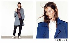 Elite London: Mackenzie Drazan   Tomboy Campaign