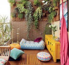 Casa e Jardim  #casaejaedim #espaçoioga #jardim #varanda