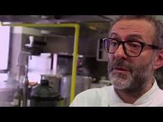 "Man in His Element... Renowned as Italy's best (& favorite) Chef, 'Massimo Bottura'. Watch this fun quick interview /video... & His New Book Release ""Never Trust A Skinny Italian Chef ""....... YouTube"