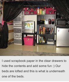 UGA dorm room organizing ideas!