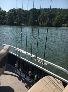 3 Tubes Angelrutenhalter Pole Rest Rack für Boote Marine Fishing White