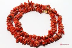Mediterranean Red Coral Necklace chips II ±60g in Silver Collana Corallo rosso del Mediterraneo spezzatini II ±60g in Argento #jewelery #luxury #trend #fashion #style #italianstyle #lifestyle #gold #store #collection #shop #shopping  #showroom #mode #chic #love #loveit #lovely #style #all_shots #beautiful #pretty #madeinitaly #necklace #necklaceforsale