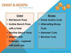 Chest & Biceps