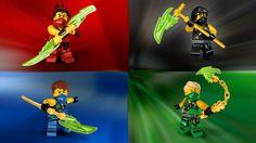 Ninjas (torneo de los elementos)
