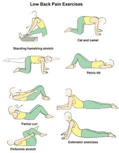 Yoga For Back Pain Yoga Poses For Back Pain-7