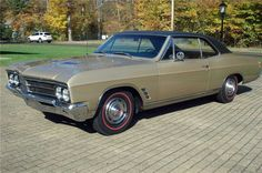 1966 Buick GS