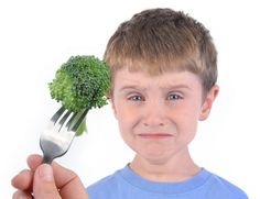 10 reasons why your kids are picky eaters.