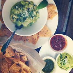 The #FESTEVER pre-festival chips and guac snack. #urbanoutfitters