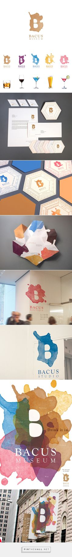 BACUS MUSEUM on Behance... - a grouped images picture - Pin Them All