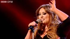[CasaGiardino]  ♛  Leanne Mitchell performs 'It's A Man's Man's Man's World'- The Voice UK ...