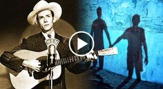 """In this stunning performance of """"Cold, Cold Heart"""", Hank Williams is shown belting out one of his most infamous songs, and it's absolutely..."""
