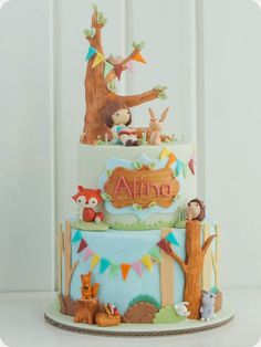 belle and boo inspired cake by cotton tail cake studio