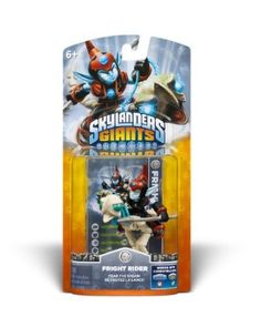 Activision Skylanders Giants Single Character Pack Core Series 2 Fright Rider From $9.98 Amazing Discounts Your #1 Source for Video Games, Consoles & Accessories! Click On Pins For More Info Multicitygames.com
