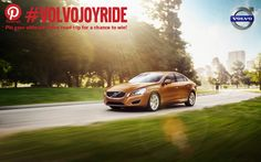 #Volvo is always looking ahead. With City Safety standard, Volvo keeps a watchful eye for when things unexpectedly cross your path. #VolvoJoyride