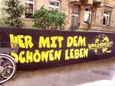 Blog Update: Max-Joseph-Straßenfest in Mannheim - kein üblicher Bericht