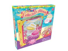 Kids' Mosaic Kits - The Orb Factory Sticky Mosaics Collectors Album >>> Details can be found by clicking on the image.