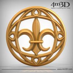 4m3D Creative Design - Free Models - Symbols andIcons