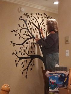 Beautiful Family Photo Wall for Preserving Beautiful Family Memories