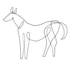 horse - Giulia Rizzi / a grandi linee