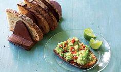 Ten ways with avocado on toast