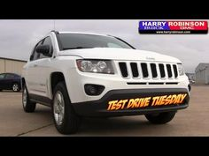 Test Drive Tuesday - 2015 Jeep Compas Sport FWD - YouTube