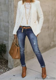 24 Pretty Fall Outfits Ideas For Women That Looks Cool
