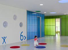 Escuela infantil Pablo Neruda in Madrid by Ruedapizarro Arquitectos