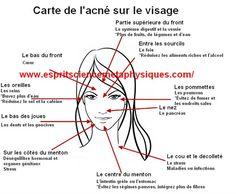 Acné : voici ce que révèle votre acné a propos de votre santé