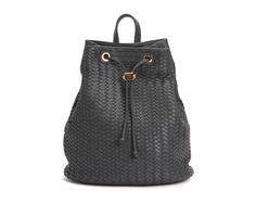 Deux Lux Varick Backpack in charcoal