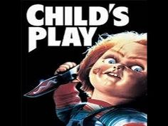 "When serial killer Charles Lee Ray is mortally wounded in a police shoot-out, he uses a voodoo spell to transfer his soul into Chucky, a ""Good Guys"" doll. Chucky Horror Movie, Chucky Movies, Child's Play Movie, I Movie, Scary Movies, Horror Movies, Katee Owens Gif, Good Guy Doll, Peliculas Audio Latino Online"