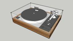 Linn Sondek LP12 - 3D Warehouse
