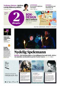 Norway's Aftenposten weekend editions