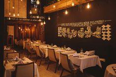 Projeto para o Restaurante Le Manjue Organique