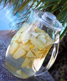 Pineapple Infused Sake