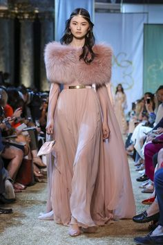 Elie Saab Haute Couture Fall/ Winter 2017 Collection