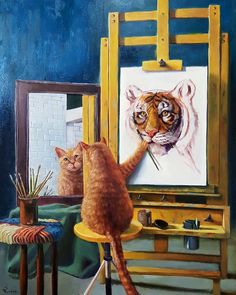 """Norman Catwell""   Artist: Lucia Heffernan Oil on canvas20"" x 30""  SOLD"