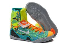 Nike Kobe 9 Elite Influence Sport Turquoise White Volt Total Orange 630847 300 Sapatos De Kobe, Novo Calçado Nike, Sapatos Air Jordan, Calçados Adidas, Melhores Sapatos De Basquete, Tênis De Basquete Adidas, Dicas De Basquete, Tênis, Botas