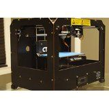 """CTC 3d Printer, Dual Extruder + New Extruder + Dual Nozzle, 8.8""""x5.7""""x5.9""""build Volume, with Abs or Pla Spool"""