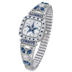 The Dallas Cowboys Women's Stretch Watch