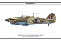 The Hawker Hurricane entered service in 1937, and was a Front Line fighter during the Battle of Britain in 1940. It went on to serve all over the world and was improved and adapted for various role...