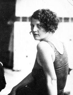 Zelda Fitzgerald, 1927.
