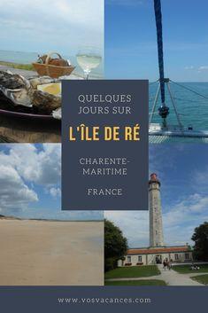 Venez découvrir lîle de Ré en Charente-Maritime au travers de photos et mon récit de voyage. Un de mes tous premiers articles sur mon blog vosvacances.com - #vosvacances #blogvoyage #iledere #charente
