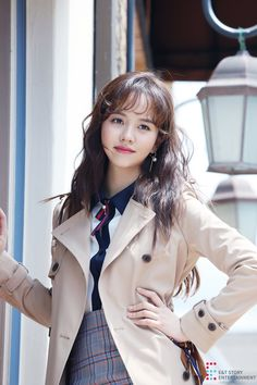Kim So-hyun (김소현) - Picture @ HanCinema :: The Korean Movie and Drama Database Child Actresses, Korean Actresses, Korean Actors, Kim So Hyun Fashion, Korean Fashion, Korean Celebrities, Celebs, Korean Girl, Asian Girl