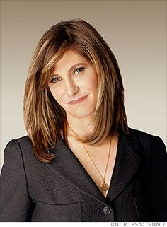 Amy Pascal, Co-chair Sony Pictures. She's a powerhouse and we have the same name